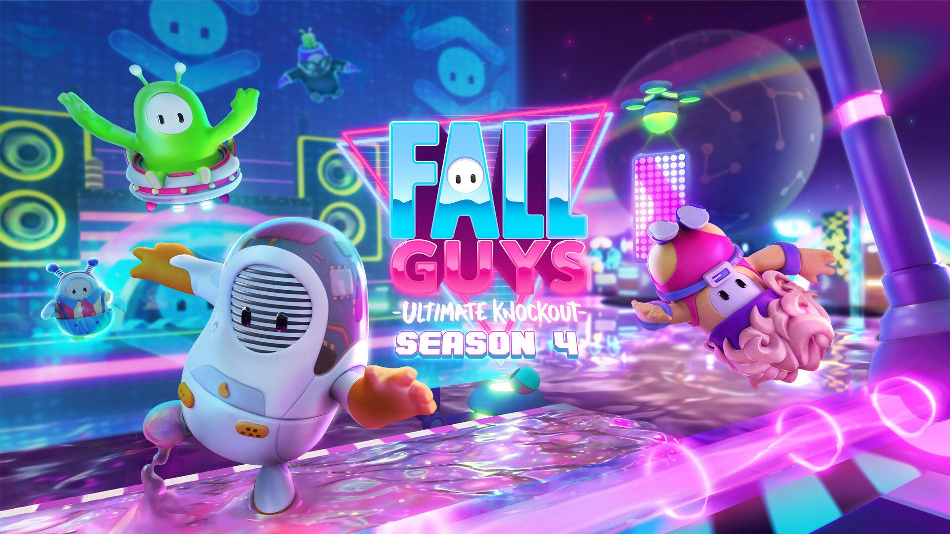 Fall Guys é o Battle Royale alternativo em forma de fases de eliminação e corridas de obstáculo (Foto: Divulgação/Mediatonic)